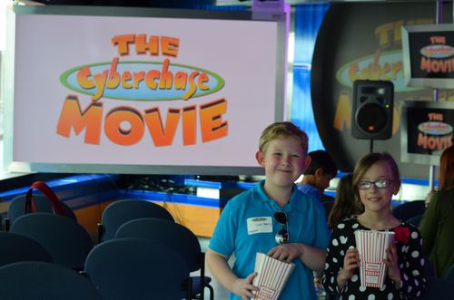 Cyberchase - E and D screening 2